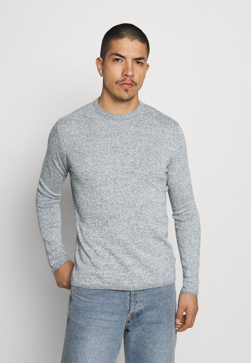 Only & Sons - ONSFLEX LIFE  - Sweter - dress blues