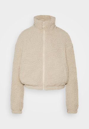 JDYNAKIMA JACKET - Winter jacket - oatmeal