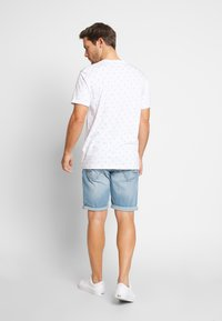 Scotch & Soda - CLASSIC  - T-shirt print - white - 2