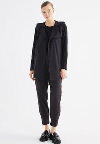 Trendyol - Summer jacket - black - 1
