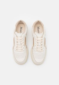 Marc O'Polo - COURT - Trainers - offwhite/sand - 5