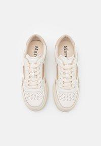 Marc O'Polo - COURT - Sneakersy niskie - offwhite/sand - 5