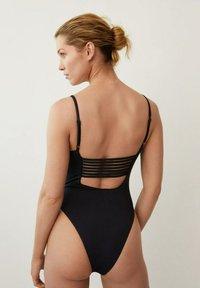 Mango - Swimsuit - svart - 2