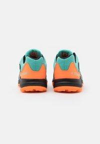 adidas Performance - TERREX GTX UNISEX - Hiking shoes - acid mint/core black/screaming orange - 2