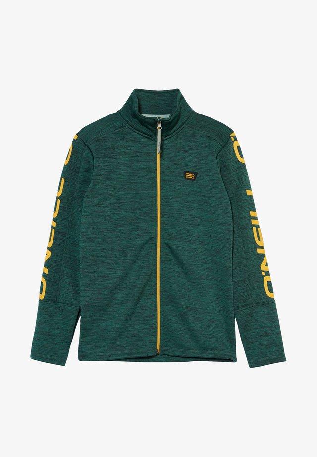 Fleece jacket - panderosa pine