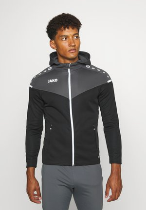 CHAMP - Training jacket - schwarz/anthrazit