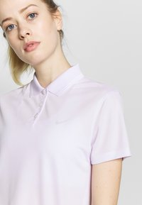Nike Golf - DRY VICTORY - Sports shirt - barely grape/white - 3