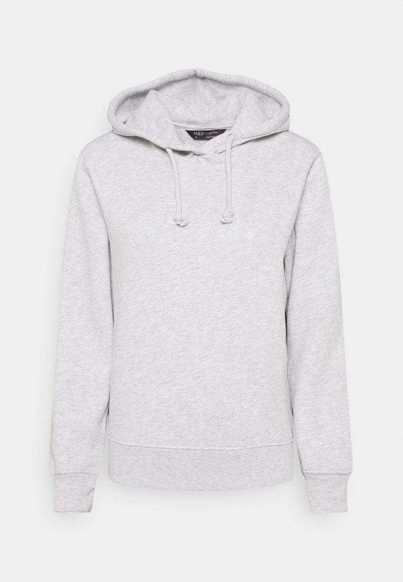 Marks & Spencer London - HOODY - Sweat à capuche - grey