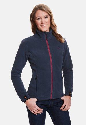 ANNE - Fleece jacket - blue nights