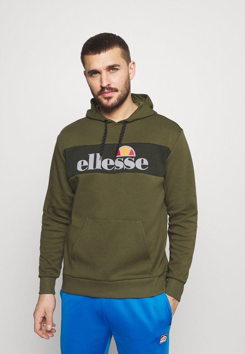Ellesse - CASLINO - Hoodie - khaki