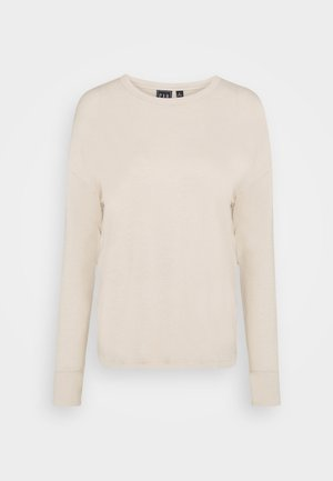 Pullover - anchorage cream