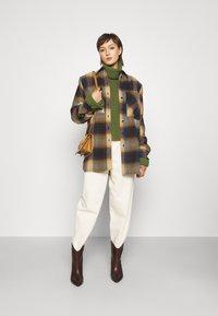 Iro - MINSI - Short coat - purple/multicoloured - 1