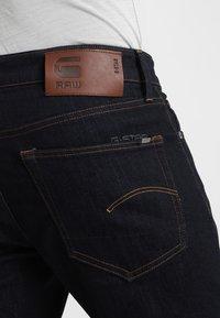 G-Star - 3301 STRAIGHT - Straight leg jeans - rinsed - 5