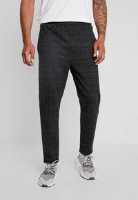 Native Youth - DELON PANT - Trousers - black - 0