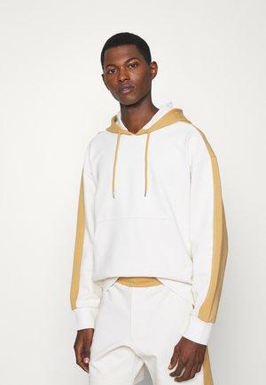 HOODIE - Sweater - khaki multi