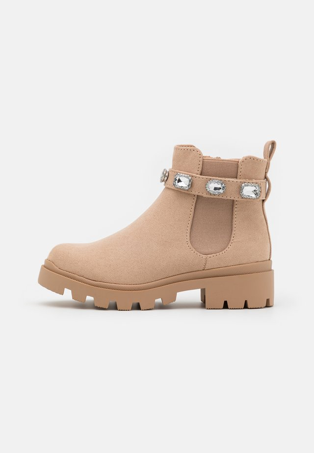 JAMULET - Classic ankle boots - brown