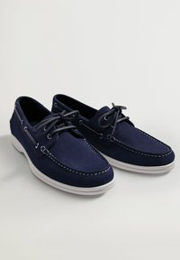 Mango - Boat shoes - blau - 2