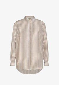 Mos Mosh - KARLI - Button-down blouse - beige - 0