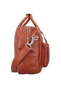 Cowboysbag - THE COLLEGE - Briefcase - cognac - 3