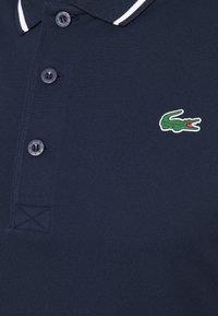 Lacoste Sport - TENNIS - Sportshirt - navy blue/white - 2