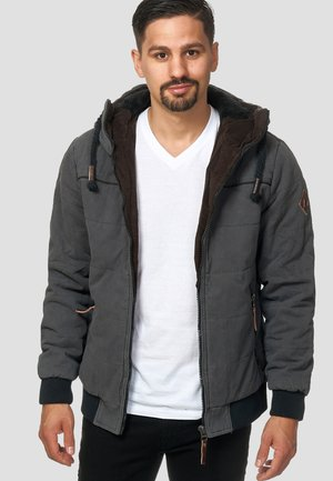 Light jacket - dark grey
