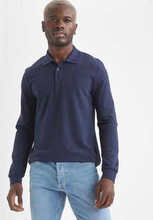 SLIM FIT - Poloshirt - indigo