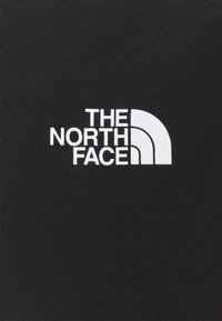 The North Face - TEE DRESS - Jerseykjole - black - 6