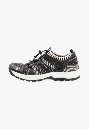 AHAR JR - Climbing shoes - black