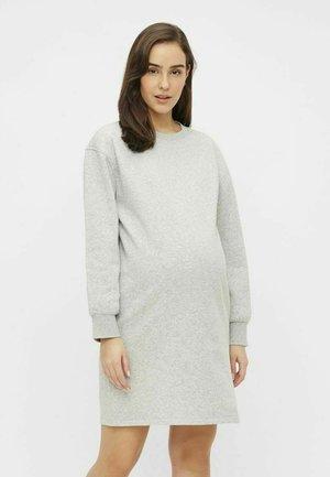 PCMCHILLI - Sweatshirt - light grey melange