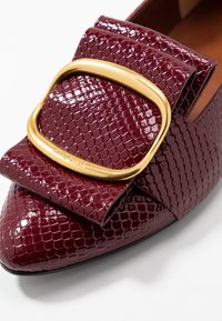 See by Chloé - Slip-ons - bordeaux - 2