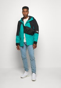The North Face - RETRO MOUNTAIN FUTURE LIGHT JACKET - Summer jacket - jaiden green - 1