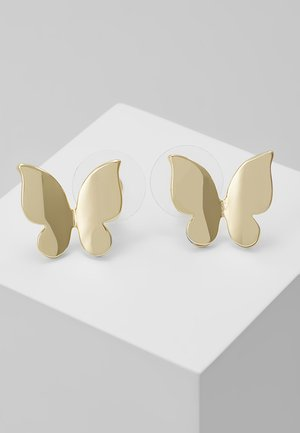FREYA - Earrings - gold-coloured