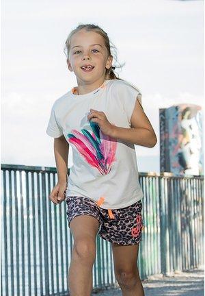 LILI - Shorts - pink leo