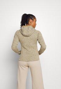 Icepeak - ASHBY - Fleece jacket - fudge - 2