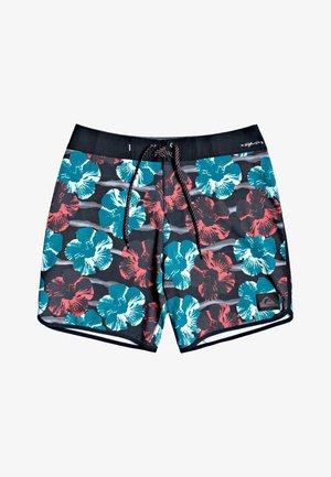 HIGHLINE UV RAVE - Shorts - black