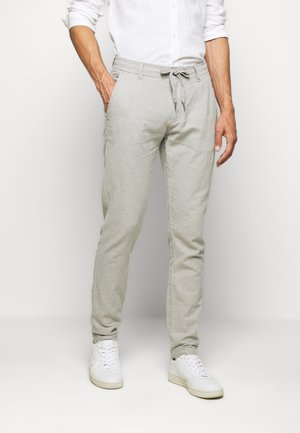 PANTS - Trousers - grey