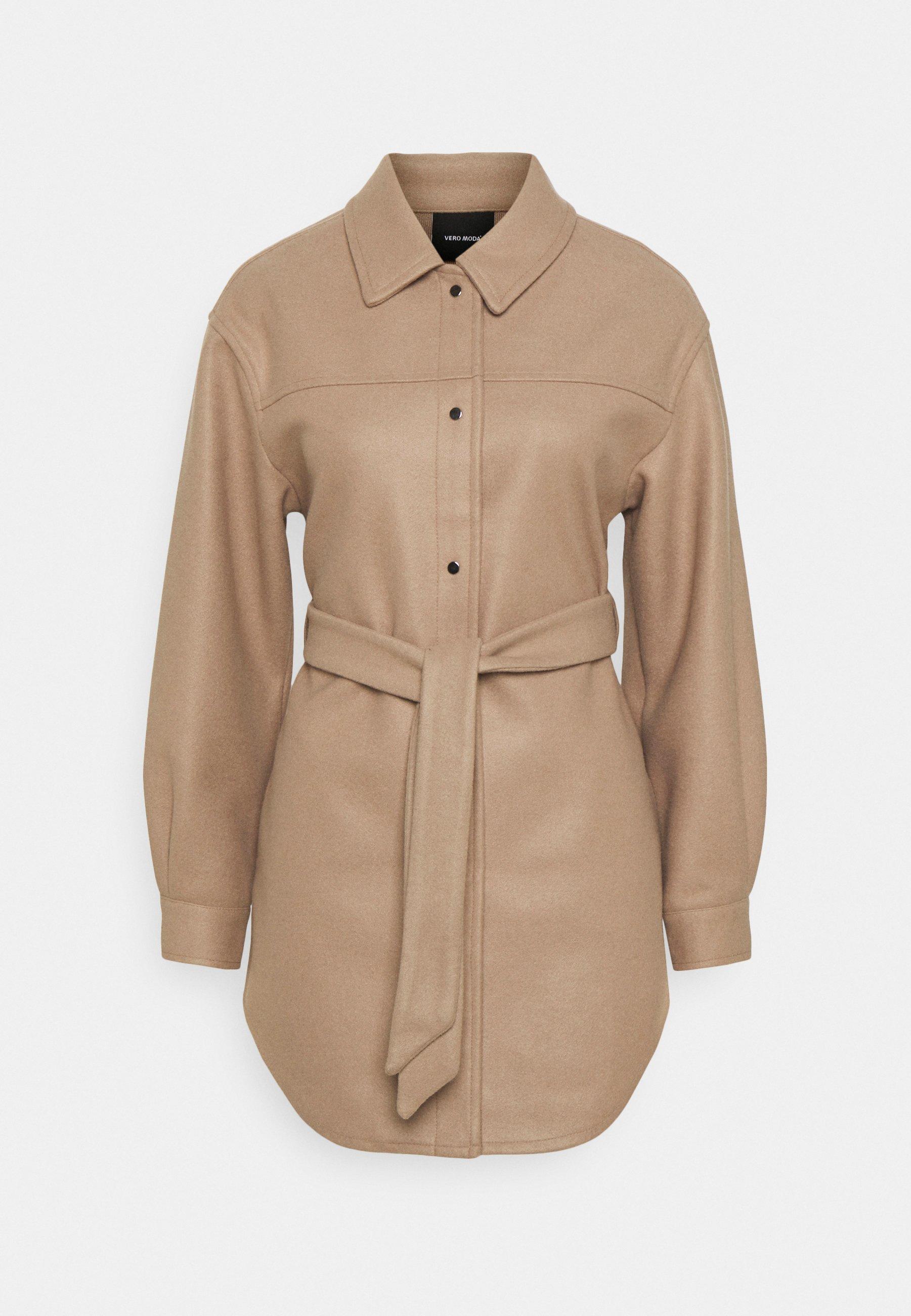 Women VMVINCE JACKET - Short coat