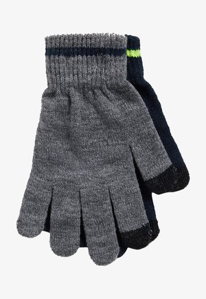2PACK - Gloves - dark blue