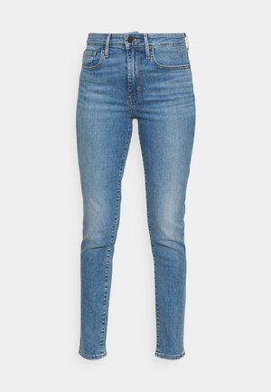 721 HIGH RISE SKINNY - Vaqueros pitillo - don't be extra