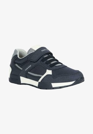 ALFIER BOY - Trainers - navy grey