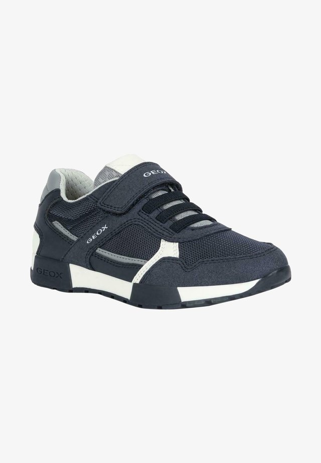 ALFIER BOY - Sneakers basse - navy grey
