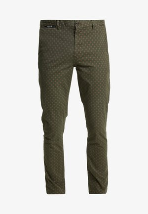 MOTT CLASSIC - Chinos - dark green