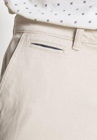 TOM TAILOR - STRUCTURE  - Kalhoty - sandy dust beige - 5