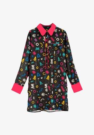 GRAPHIC - Vestido camisero - multicolor
