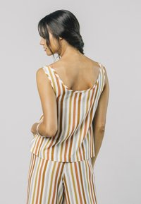 Brava Fabrics - EARTHY STRIPES - Top - multi-coloured - 1