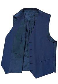 CG – Club of Gents - CARLTON - Waistcoat - blau - 2