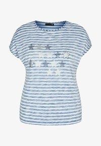 TR - Print T-shirt - blau - 0