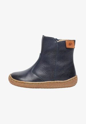 FOG- AUS NAPPALEDER-BLAU - Classic ankle boots - blau
