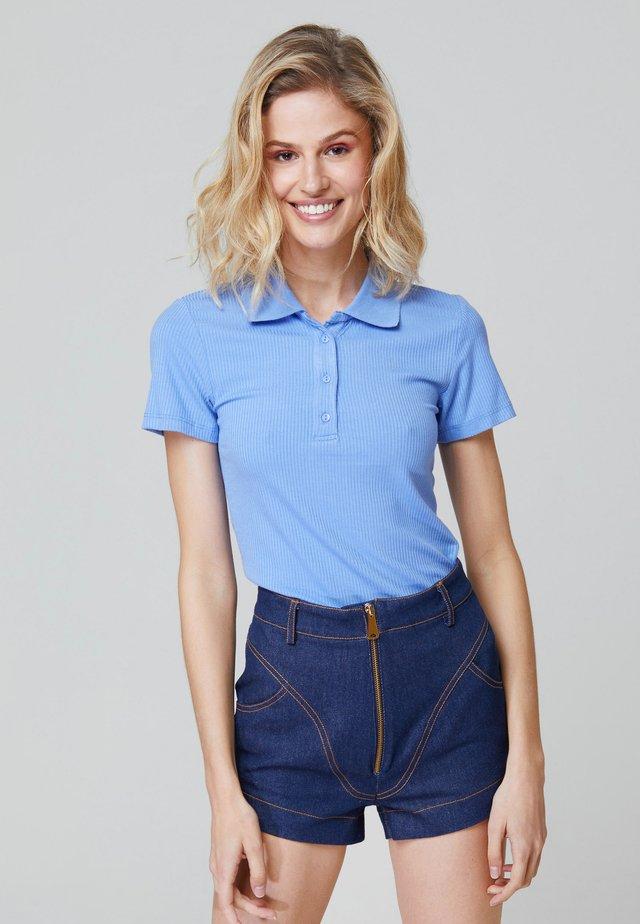 SAMOA  - Poloshirt - light blue