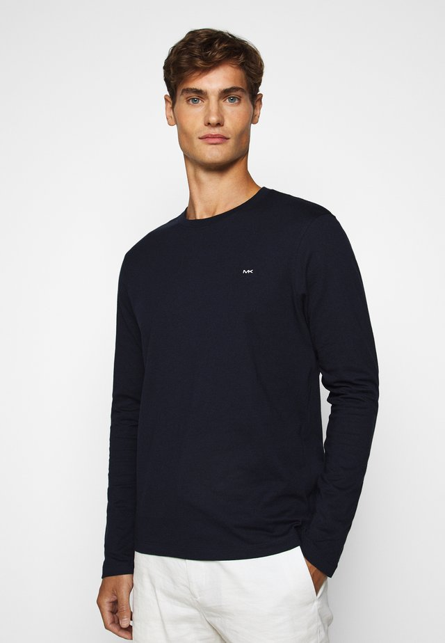 LONG SLEEVE - T-shirt à manches longues - dark midnight